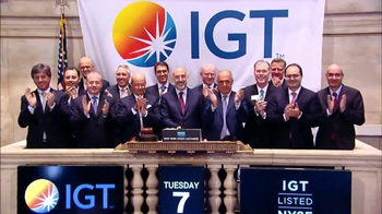 New York Stock Exchange (NYSE) TV Spot, 'IGT'