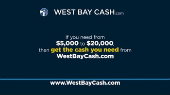 West Bay Cash TV Spot, 'Borrow Better Program'