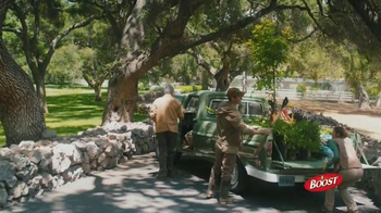 Boost Complete Nutritional Drink TV Spot, 'On the Move'