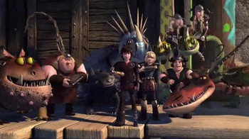 Netflix TV Spot, 'DreamWorks Dragons: Race to the Edge'