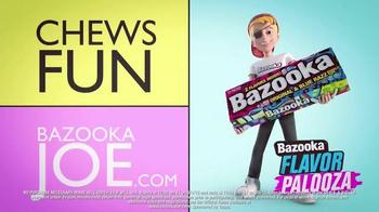 Bazooka Joe TV Spot, 'New Flavor'