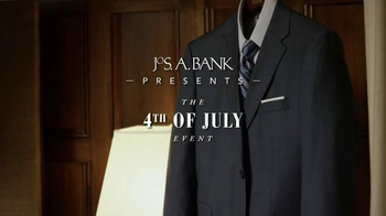JoS. A. Bank 4th of July Event TV Spot, 'Best Suit Offer'