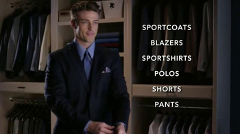 JoS. A. Bank Fourth of July Event TV Spot, 'Sportcoats, Blazers and More'