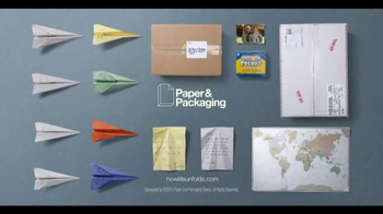 Paper and Packaging Board: Letters to Dad