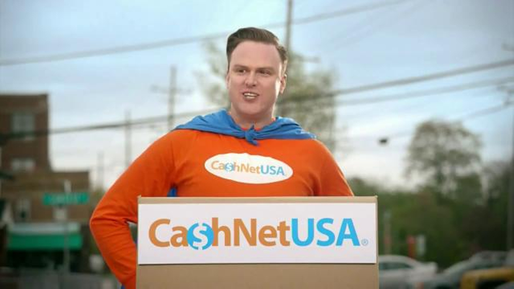Cashnetusa tv commercial speech ispot tv