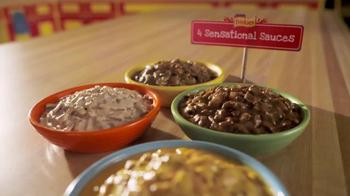 Friskies SauceSations TV Spot, 'Taste Kitchen Test'