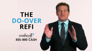 Cash Call Do-Over Refi TV Spot, 'Lower Rate'