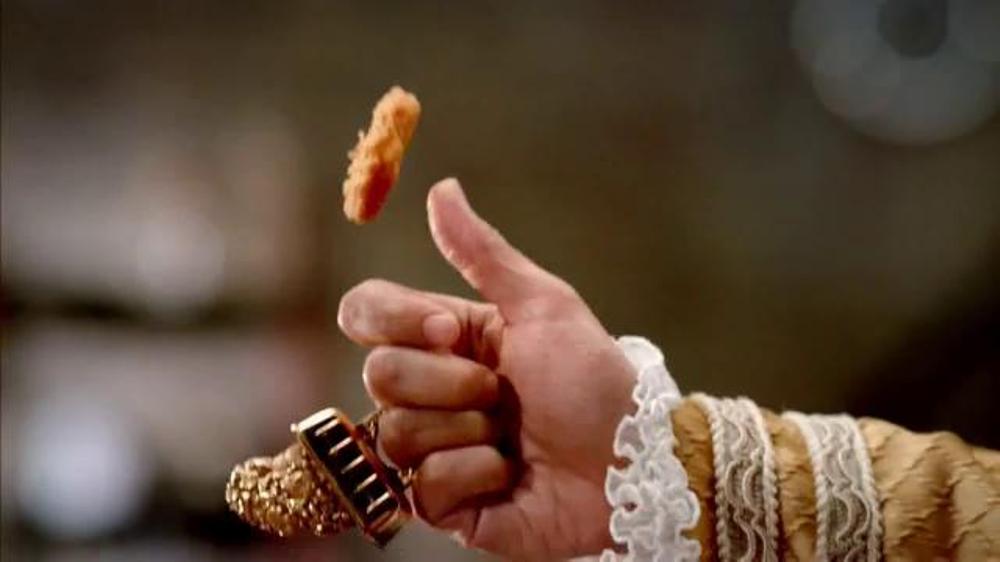 Burger King Chicken Nuggets TV Spot, 'Smile' thumbnail