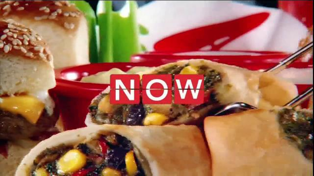 Chili S Triple Dipper Tv Commercial Three Apps Song By