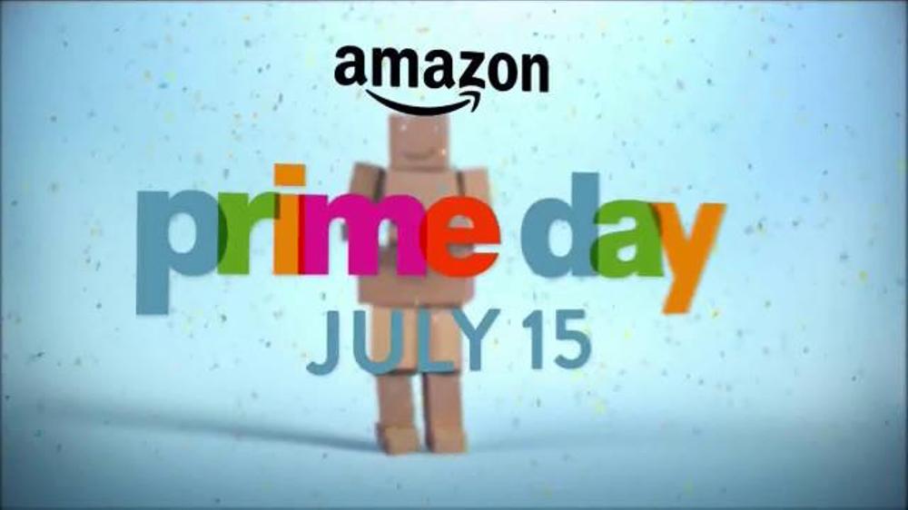 Amazon Prime TV Spot, 'Prime Day' thumbnail