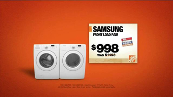 The Home Depot Fourth of July Event TV Spot, 'Event Savings' thumbnail