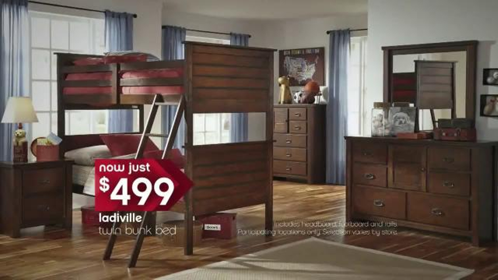 Ashley Furniture Homestore Stars And Stripes Event Tv Spot 39 Doorbuster 39 Screenshot 5