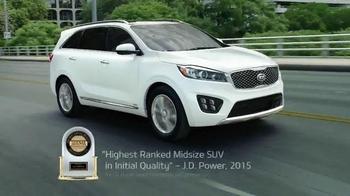 Kia Sign It & Drive It Sales Event TV Spot, 'Sorento Celebration' thumbnail