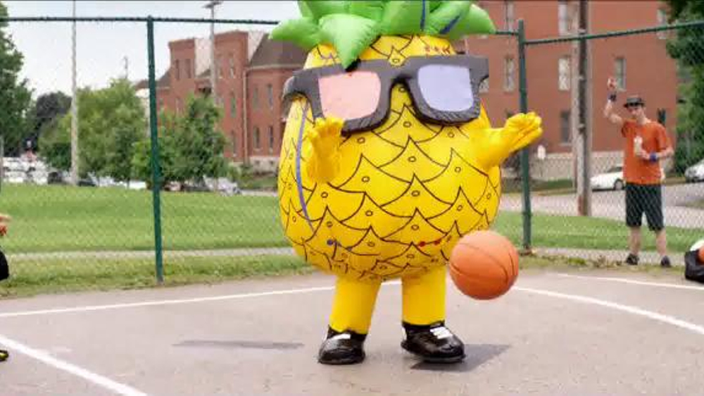 Brisk Pineapple Passionfruit Tea TV Spot, '7-Eleven City Slam: Pineapple'