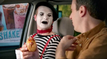 Sonic Drive-In Croissant Dogs TV Spot, 'Old French Mime Trick' thumbnail