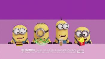 McDonald's TV Spot, 'Minions: Autoservicio' [Spanish] thumbnail