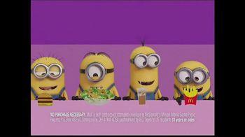 McDonald's Minion Mania TV Spot, 'Minions: Friends at the Drive-Thru' thumbnail