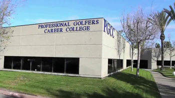Professional Golfers Career College TV Spot, 'Future Leaders'
