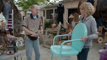 Krylon COVERMAXX TV Spot, 'Yard Sale Hijack: Old Chair'