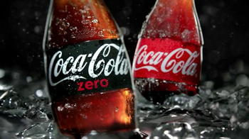 Coca-Cola Zero: Taste the Familiar