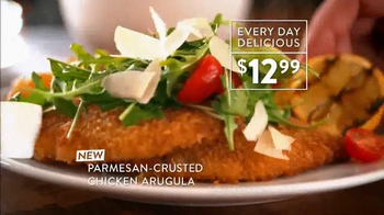 Carrabba's Grill Three Dishes for $12.99 TV Spot, 'Every Day Delicious'