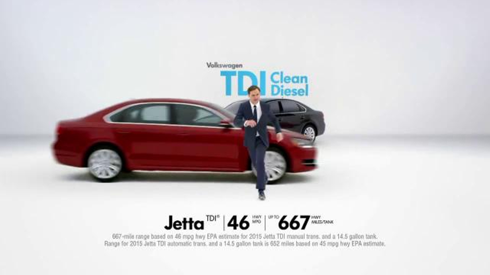 Volkswagen Commercial Actors >> 2015 Volkswagen Passat TDI Clean Diesel TV Spot, 'Diesel Cars' - iSpot.tv