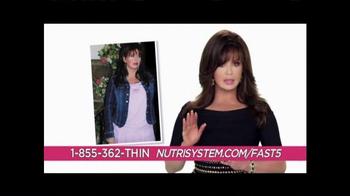 Nutrisystem TV Spot, 'Help' Featuring Marie Osmond