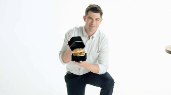 McDonald's Sirloin Third Pounder TV Spot, 'Engagement' Feat. Max Greenfield