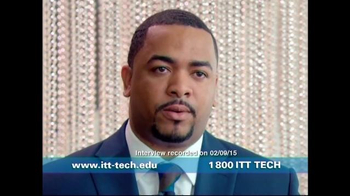 ITT Technical Institute TV Spot, 'Eric Reeves'