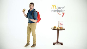 McDonald's Sirloin Third Pound Burger TV Spot, 'Slacks' Ft. Max Greenfield thumbnail