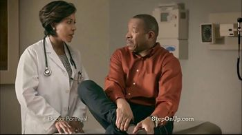 American Diabetes Association TV Spot, 'Step On Up'