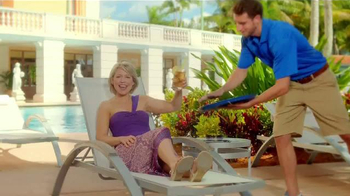 AARP RealPad TV Spot, 'Make Every Second Count' Featuring Samantha Brown