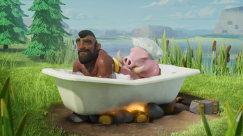 Supercell: Clash of Clans: Ride of the Hog Riders: Call in the Cavalry