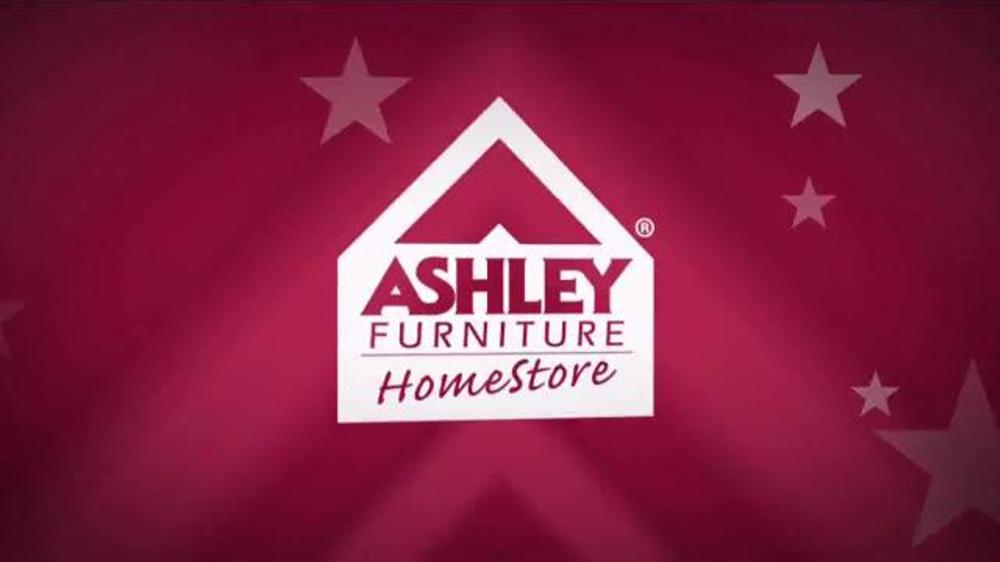 Ashley Furniture Homestore Memorial Day Sales Event Tv Commercial 39 Celebration 39