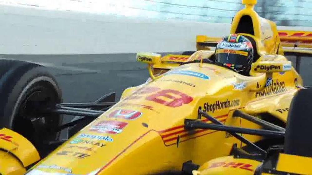 AutoNation Race to 10 Million Sales Event TV Spot, 'Race Track' thumbnail