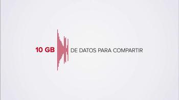 Verizon TV Spot, 'Supergigas' [Spanish] thumbnail