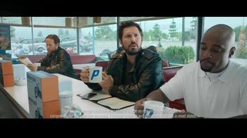 Progressive Motorcyle TV Spot, 'Super Diner'