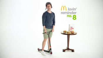 McDonald's: Daily Lovin' Reminder #8: Get There