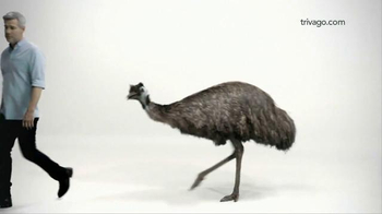 trivago TV Spot, 'Pet Ostrich' thumbnail