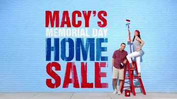 Macy's Memorial Day Home Sale TV Spot, 'Stock Up' thumbnail