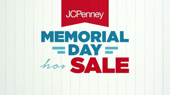 JCPenney Memorial Day Home Sale TV Spot, 'Bedding, Towels and Luggage'