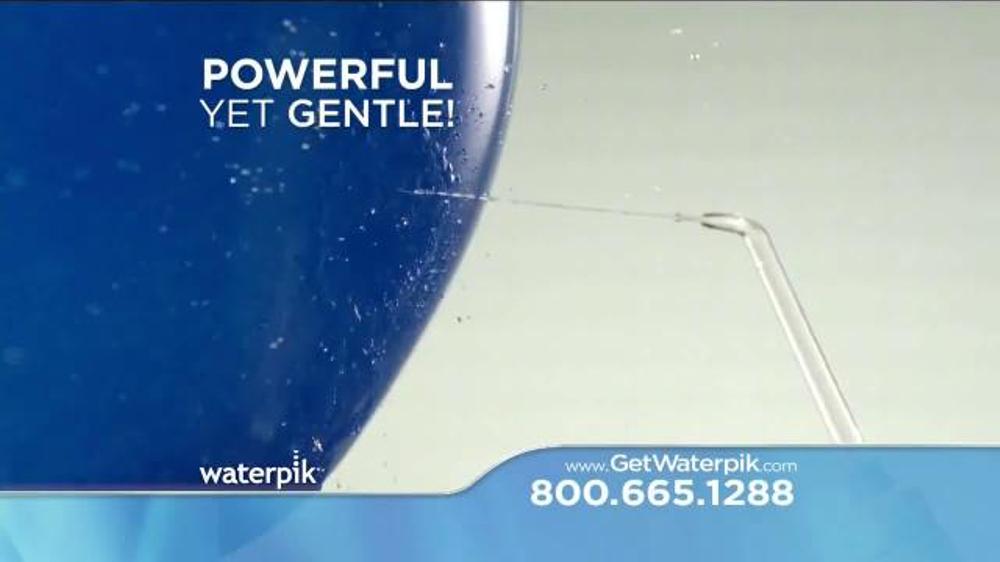 Waterpik Tv Spot Flossing Montage Screenshot 7