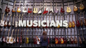 Guitar Center Memorial Day Sale TV Spot, 'Guitars, Drums, Keyboards'
