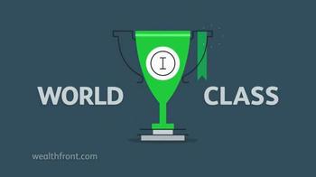 Wealthfront TV Spot, 'World Class'