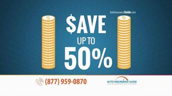 Auto Insurance Guide TV Spot, 'Major Discounts'