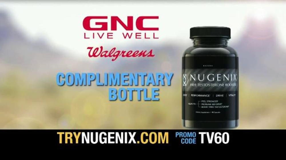 Nugenix TV Spot, 'Take Care of It' - Screenshot 6