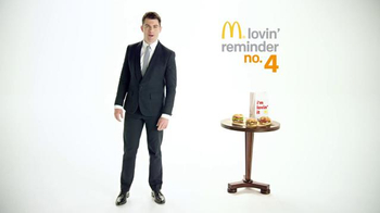 McDonald's Sirloin Third Pounders TV Spot, 'Impression' Ft. Max Greenfield thumbnail