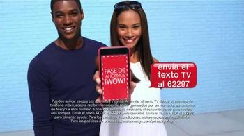 Macy's Venta de Memorial Day TV Spot, 'Pase de Ahorros' [Spanish] thumbnail