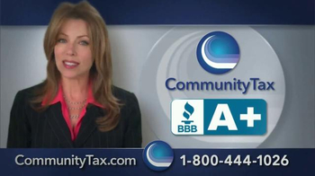 CommunityTax TV Spot, 'Resolve Your Tax Problem'