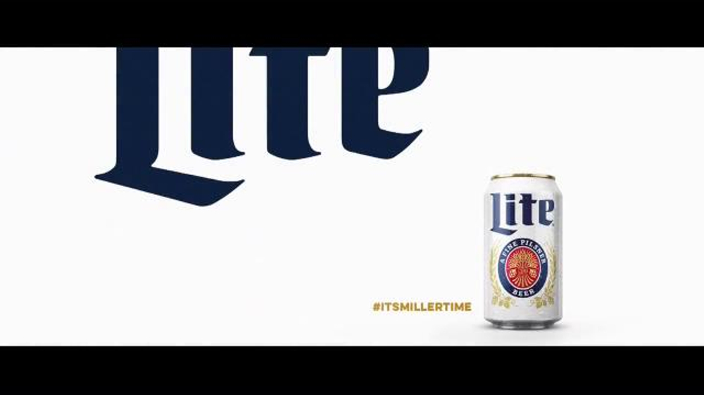 miller lite s ads and commercials The next star of miller lite commercials the actual beer the millercoors brand and its new ad agency, tbwa, los angeles, will debut tv ads on sunday that tout the.